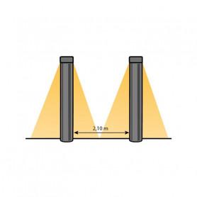 Techmar 12V 2W G5.3 Power LED Warm White