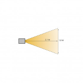 Techmar Halogen JC 12V 5W (Pack of 2)