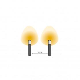 Power LED MR16 12V 4W GU5.3 Cool White