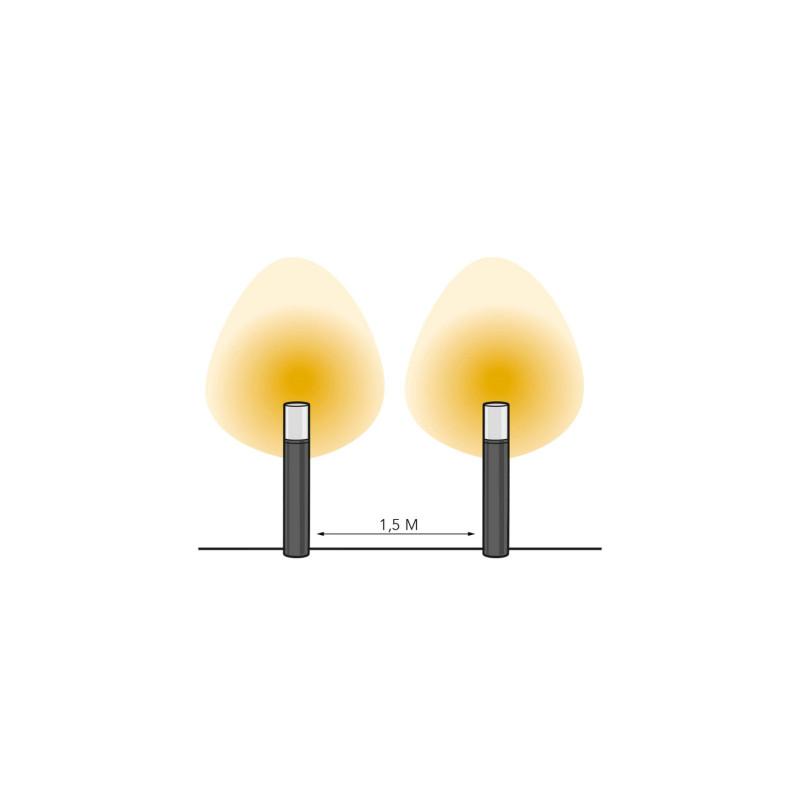 Power Led Mr16 12v 4w Gu5 3 Cool White