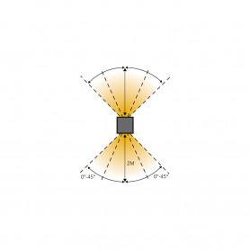 Techmar Oak Garden Postlight Bundle