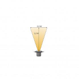 Techmar 2W Cylinder LED White