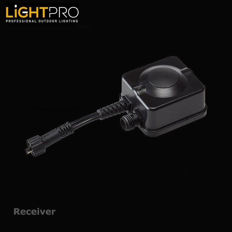 White Metal Lantern With Flickering Solar Led Candle