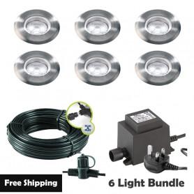 Techmar Halo Garden 12V LED Wall Lighting