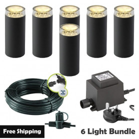 Techmar Leda Garden 12V LED Uplights