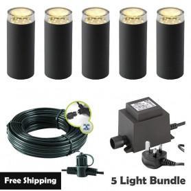 Techmar Elara Garden 12V LED Uplights