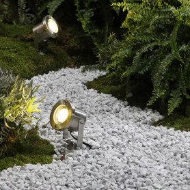 Techmar Willow 12V LED Outside Wall Lights