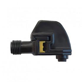 Arco 40 Small Black Garden LED Post Lights