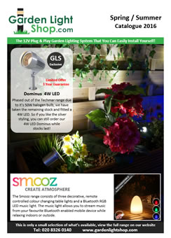 Techmar Garden Lighting Brochure