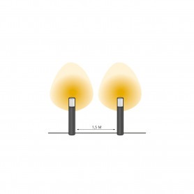 Power LED MR16 12V 4W GU5.3 Cool White