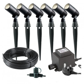 Farne Battery Lantern Plain Window