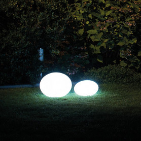 Techmar Linum 12V Plug & Play Garden Lights Bundle - 4 Light Kit