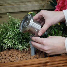 Techmar Locos Garden Post Lights Bundle - 10 Light Kit