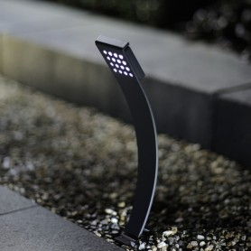 Techmar Apollo 12V Plug & Play Garden Lights Bundle - 3 Light Kit