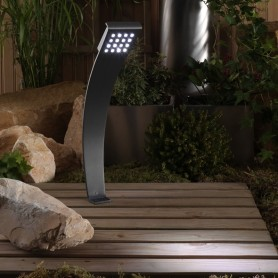 Techmar Laurus 12V Plug & Play Garden Post Light Bundle - 12 Light Kit
