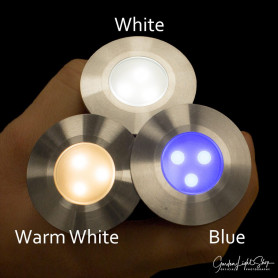 Techmar Larix 12V Plug & Play LED Garden Lights Bundle - 3 Light Kit