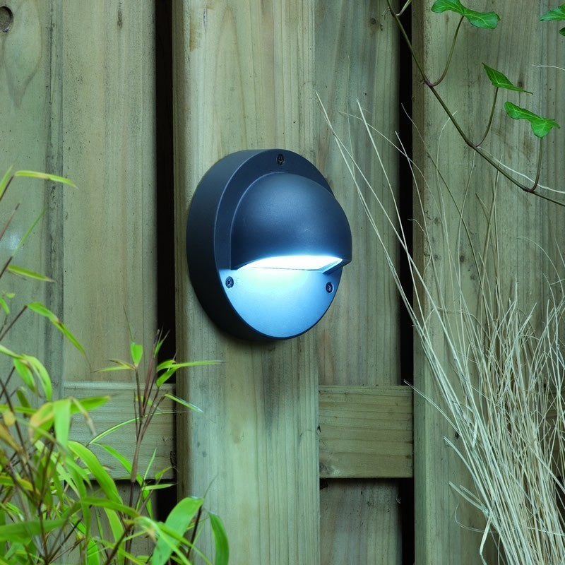 Techmar Orion Garden Post Lights Bundle - 5 Light Kit
