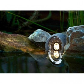 Techmar Lapis LED Waterproof Rock Light Bundle - 10 Light Kit