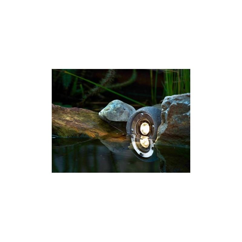 Techmar Lapis LED Waterproof Rock Light Bundle - 10 Light Kit