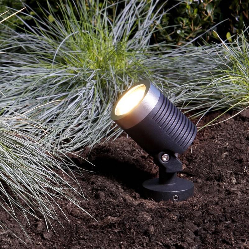 Lightpro Barite Downlighter 12V 3W Post Light