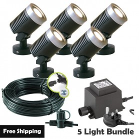 Lightpro Emerald 2 12V 2W Spotlight