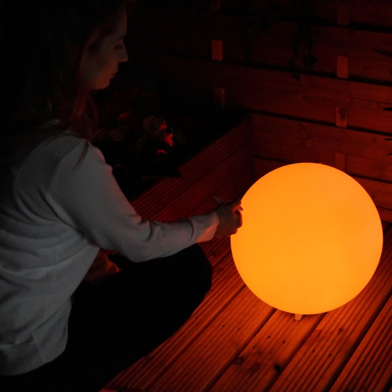 Goura Black 12V Garden Up / Down Wall Light