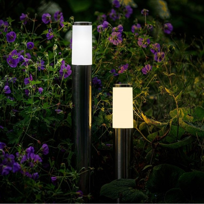 Techmar Carbo Switchable Warm / Cold White 12V LED Deck Light