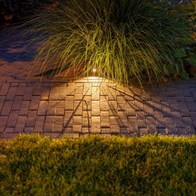 Techmar Focus 12V Plug & Play Garden Lights Bundle - 3 Light Kit