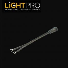 Techmar Astrum 12V Plug & Play Garden Deck Light Bundle - 4 Light Kit