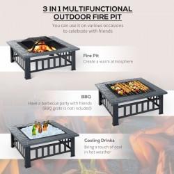 Techmar Neso 12V Plug & Play Garden Spotlight Bundle - 10 Light Kit