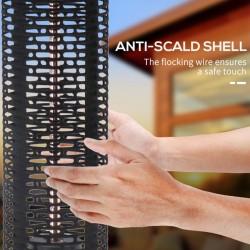 Techmar SIlia 12V Plug & Play Garden Post light Bundle - 10 Light Kit
