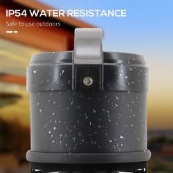 Techmar SIlia 12V Plug & Play Garden Post light Bundle - 8 Light Kit