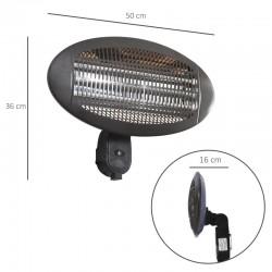Techmar Nerva 12V Plug & Play Garden Post Light Bundle - 5 Light Kit