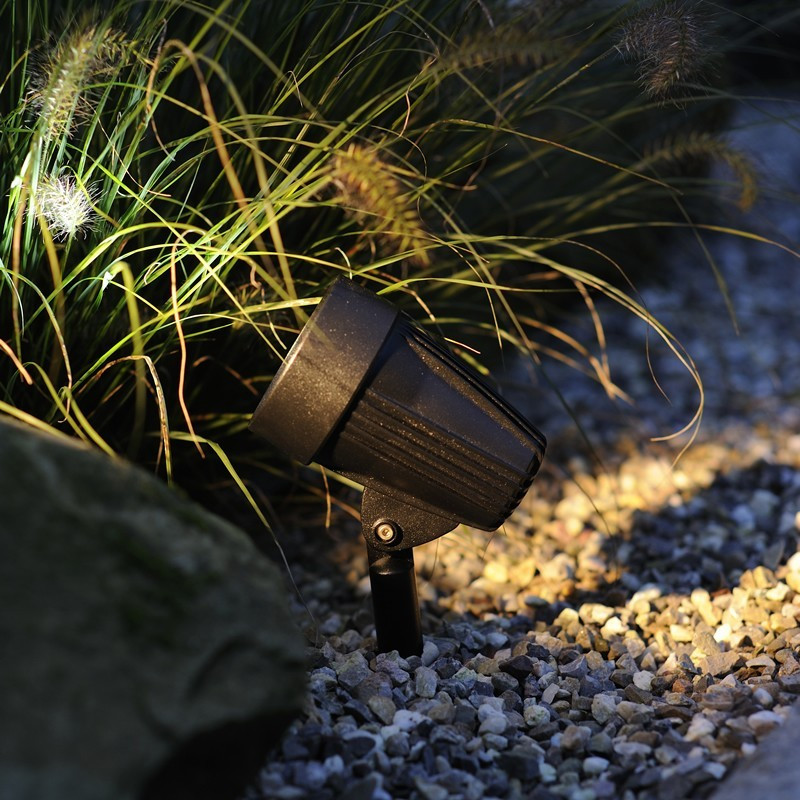 Rubum 5W 12V LED Garden Deck Light