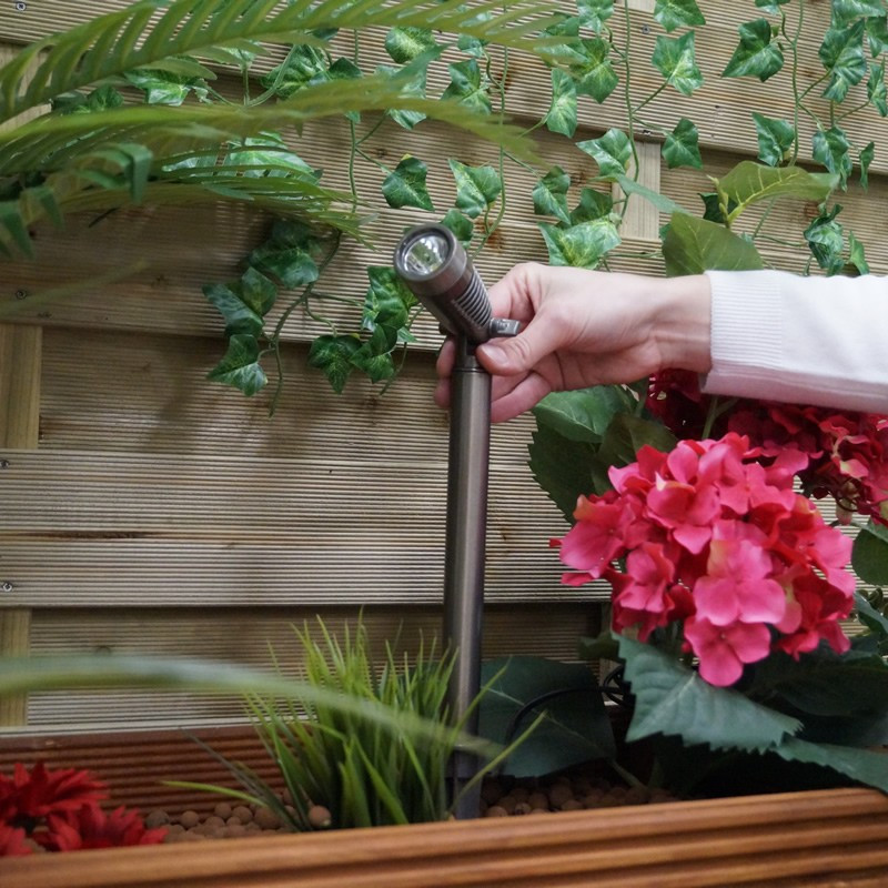 Smooz Tube Rechargeble Table Light | Multi-Colour & Multifunction