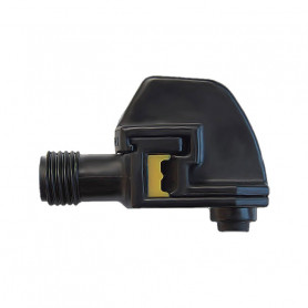 Arco 40 Small Black Garden LED Post Lights