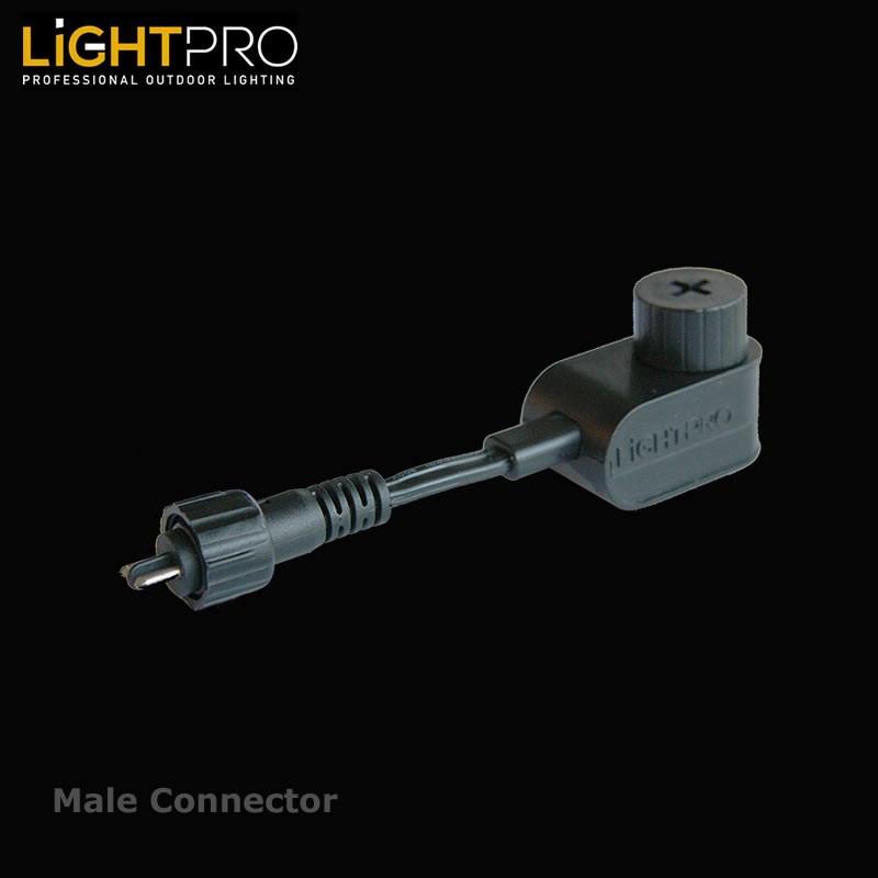 Techmar Atria Blue Garden 12V LED Uplights