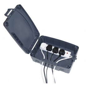 Techmar Flood 15 - 15W Aluminium LED Flood Light